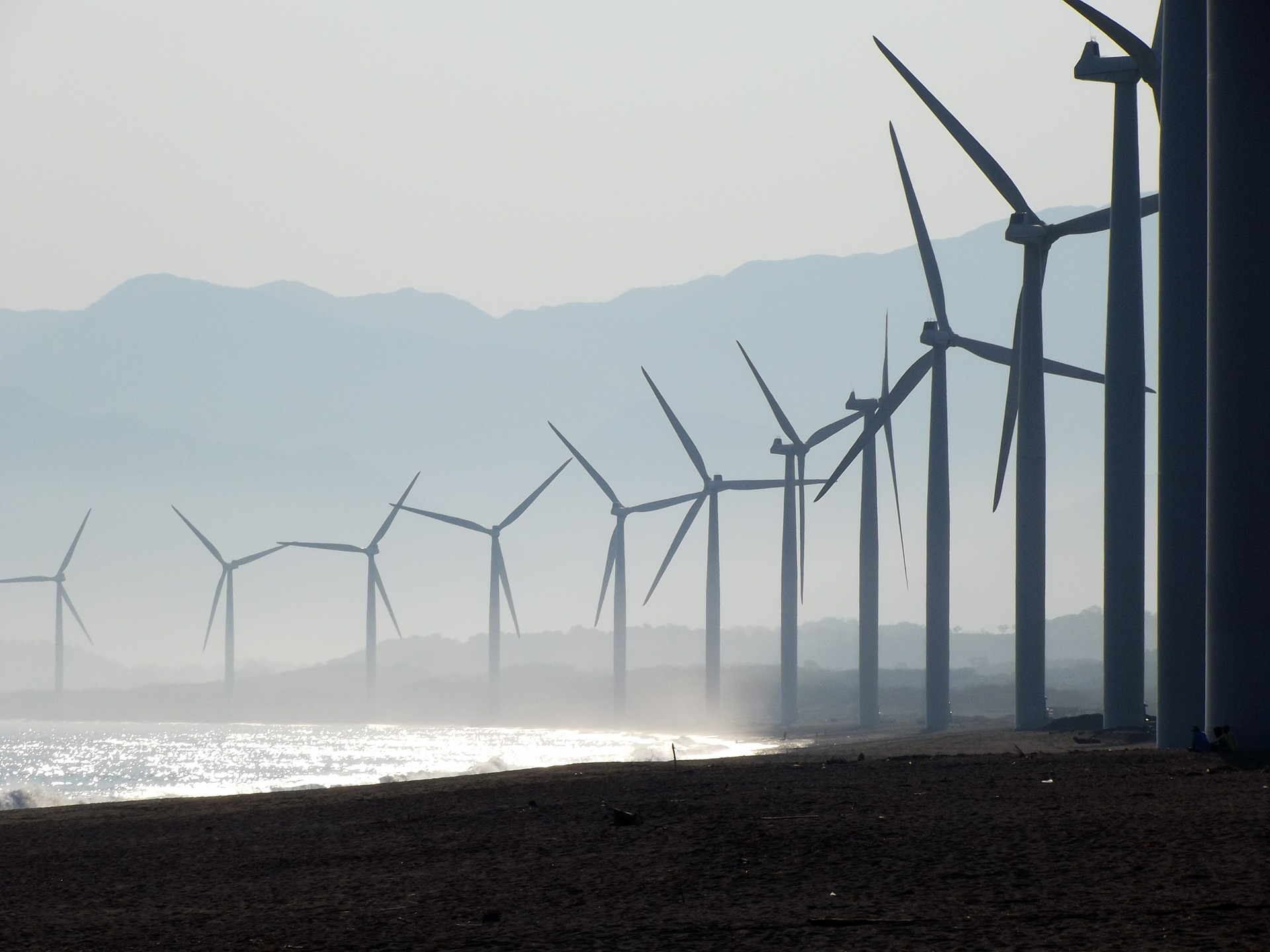 Renewable energies are offered as a solution to the economic crisis caused by the coronavirus